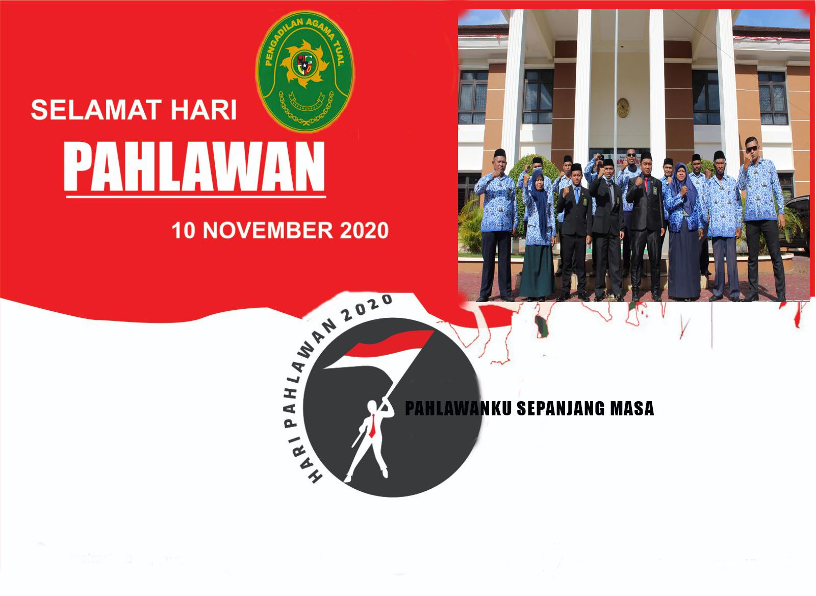 SELAMAT HARI PAHLAWAN 10 NOPEMBER 2020